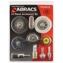 10pc Accessory kit