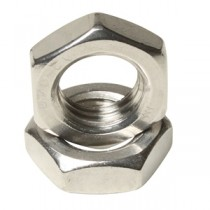 Hexagon Locknuts (Half Nuts, Thin Nuts)
