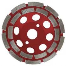 Expert 5 stars....Diamond Cup Grinder Wheel