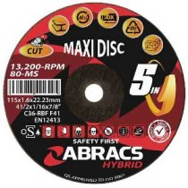 "Hybrid ""5 in 1"" Maxi disc"