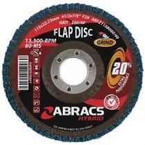 Hybrid Flap Discs