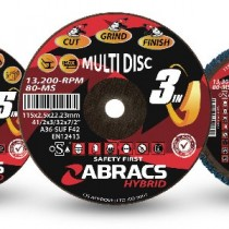 Hybrid Disc Range