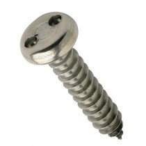 Snake Eye Pan Head Self Tapping Screws (2 Hole)
