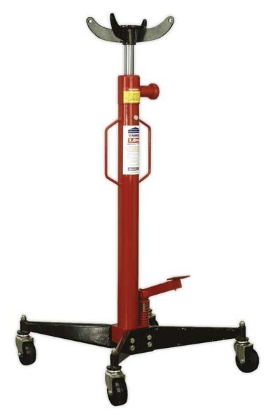 Sealey - 1000TR  Transmission Jack 1tonne Vertical