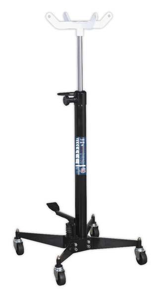 Sealey - 1000TRQ  Transmission Jack 1tonne Vertical Quick Lift