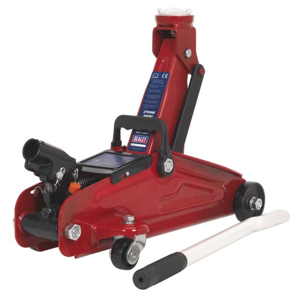 Sealey - 1050CX  Trolley Jack 2tonne Short Chassis