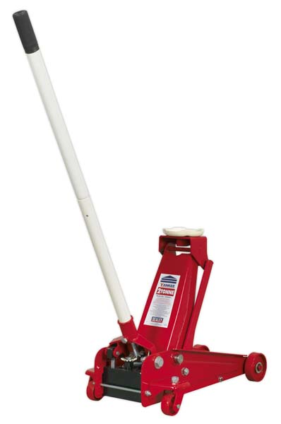 Sealey - 1250CX  Trolley Jack 2tonne Short Chassis