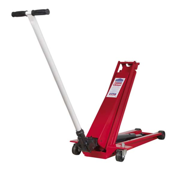 Sealey - 2200HL  Trolley Jack 2tonne High Lift Low Entry