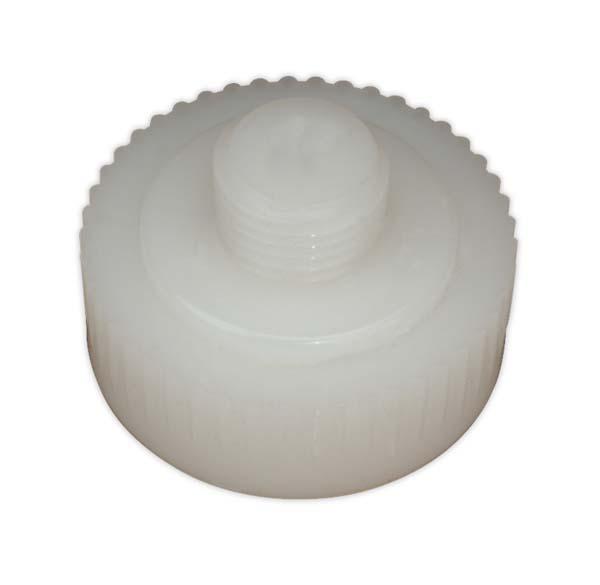 Sealey - 342/712NF  Nylon Hammer Face, Hard/White for NFH15