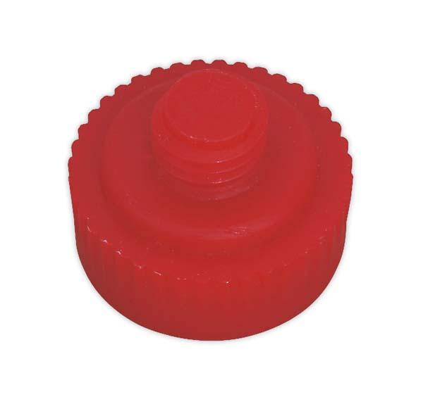 Sealey - 342/714PF  Nylon Hammer Face, Medium/Red for DBHN20 & NFH175