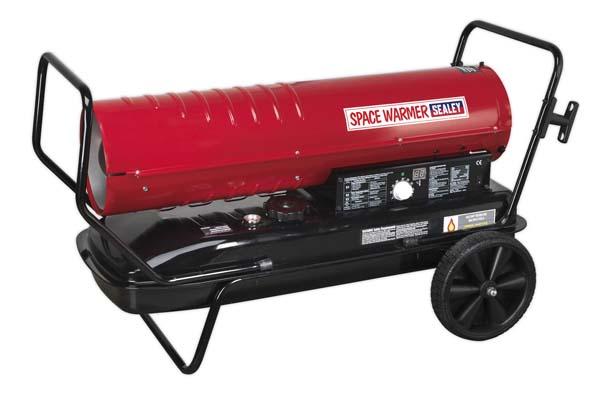 Sealey - AB2158  Space Warmer