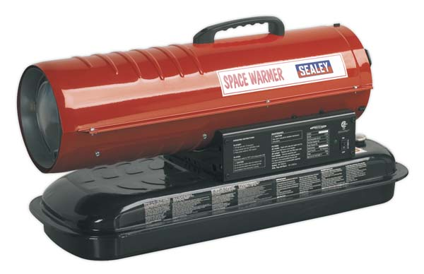 Sealey - AB458  Space Warmer