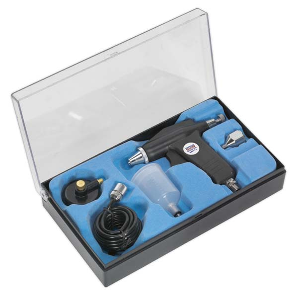 Sealey - AB931  Air Brush Kit without Propellant