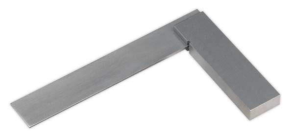 Sealey - AK11100  Precision Steel Square 100mm