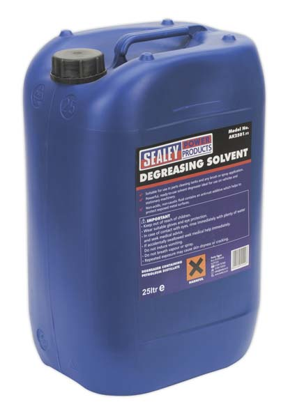 Sealey - AK2501  Degreasing Solvent 25ltr
