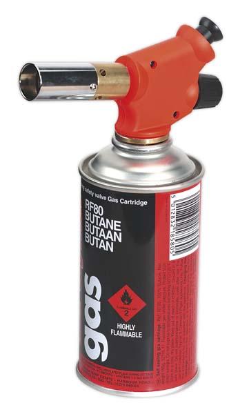 Sealey - AK2955  Micro Butane Soldering/Heating Torch