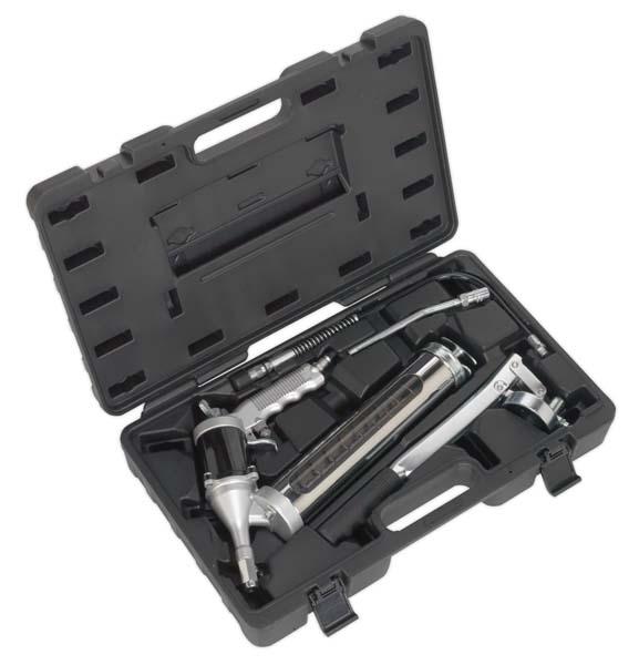 Sealey - AK45KIT  Manual/Air Grease Gun Kit