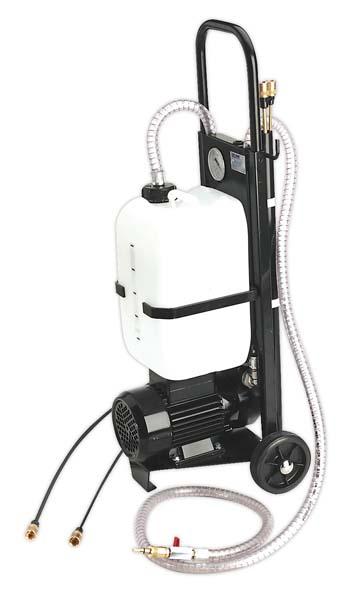 Sealey - AK466D  Oil Drainer Mobile 230V