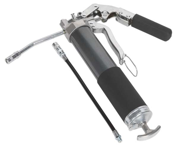 Sealey - AK48  Grease Gun 2-Way Operating 3-Way Fill Heavy-Duty