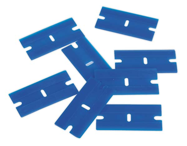 Sealey - AK5228  Composite Razor Blade Pack of 100
