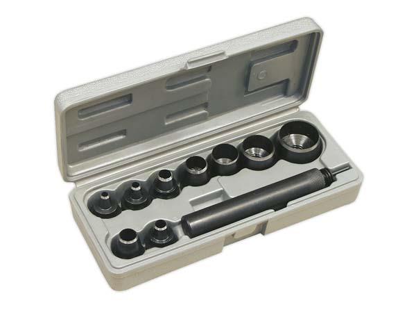 Sealey - AK709  Gasket Punch Set 10pc