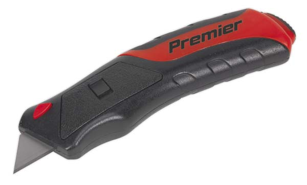 Sealey - AK8606  Utility Knife Auto-Loading Pressure Action