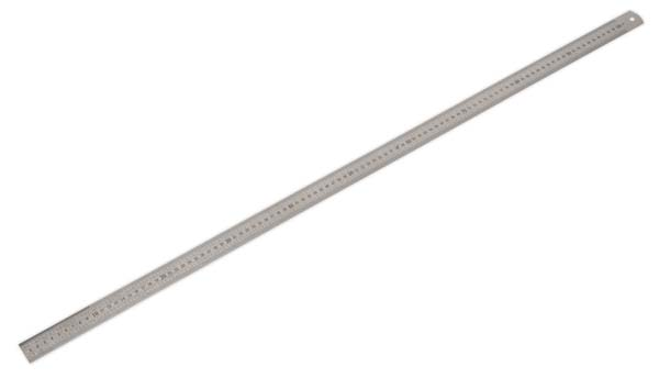 Sealey - AK9643  Steel Rule 1000mm/40""