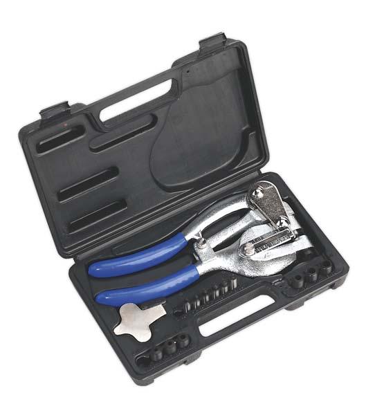 Sealey - AK9821  Metal Punch Set 14pc