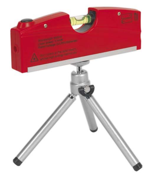 Sealey - AK9999  Mini Laser Level Unit