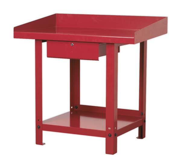 Sealey - AP1010  Workbench Steel 1mtr with 1 Drawer