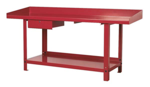 Sealey - AP1020  Workbench Steel 2mtr with 1 Drawer