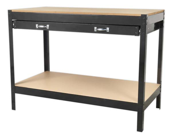 Sealey - AP12160  Workbench with Drawer 1.2mtr