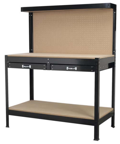 Sealey - AP12600  Workstation 1.2mtr with Drawers