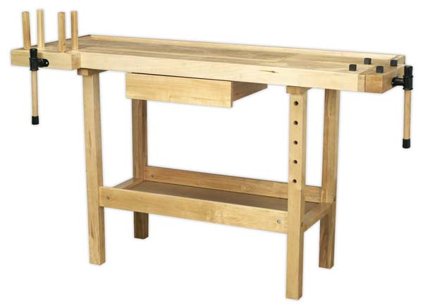 Sealey - AP1520  Woodworking Bench 1.52mtr