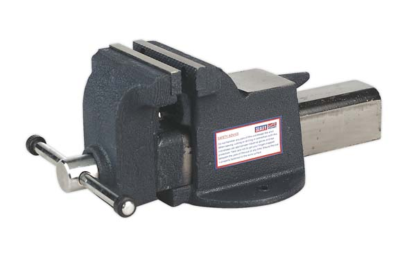 Sealey - ASV100  Vice 100mm All Steel