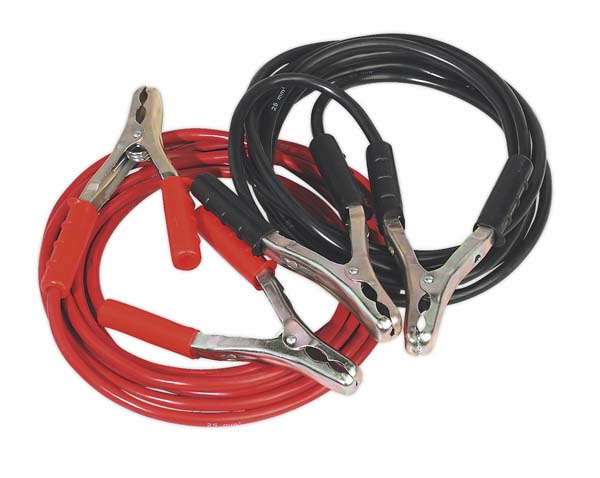 Sealey - BC/25/5  Booster Cables 25mm