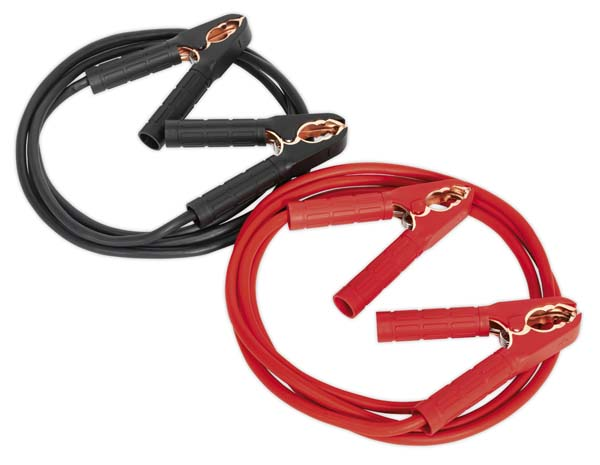 Sealey - BC2535  Booster Cables 25mm