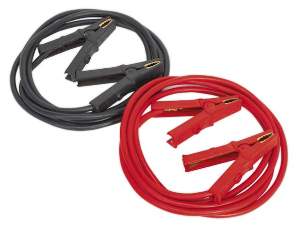 Sealey - BC4050HD  Heavy-Duty Booster Cables 40mm