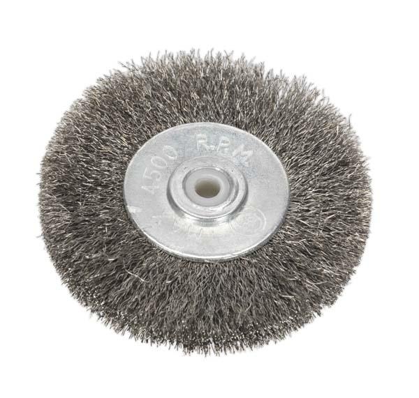 Sealey - BG1010WW50  Wire Wheel