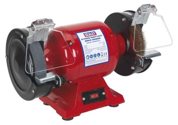Sealey - BG150XW/99  Bench Grinder