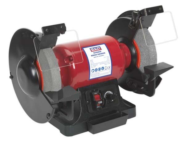 Sealey - BG200WVS  Bench Grinder