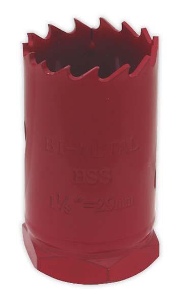 Sealey - BHS29  Bi-Metal Hole-Saw 29mm