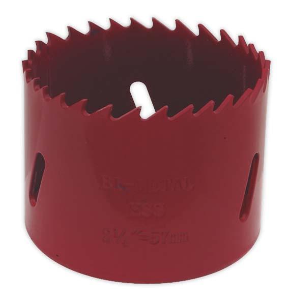 Sealey - BHS57  Bi-Metal Hole-Saw 57mm