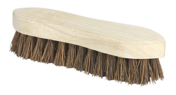 "Sealey - BM27  Scrubbing Brush 8""(200mm)"