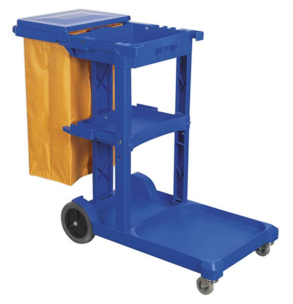 Sealey - BM30  Janitorial Trolley
