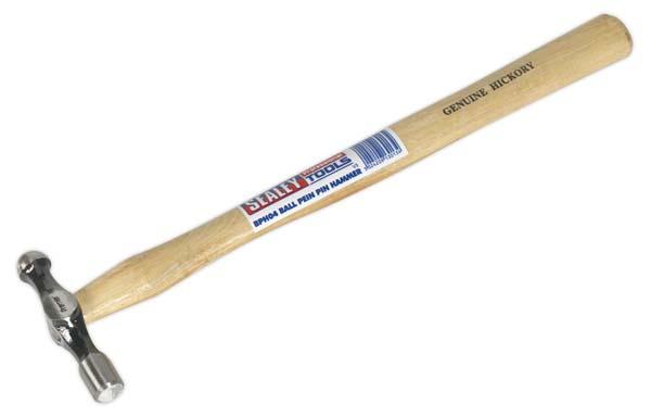 Sealey - BPH04  Ball Pein Pin Hammer 4oz