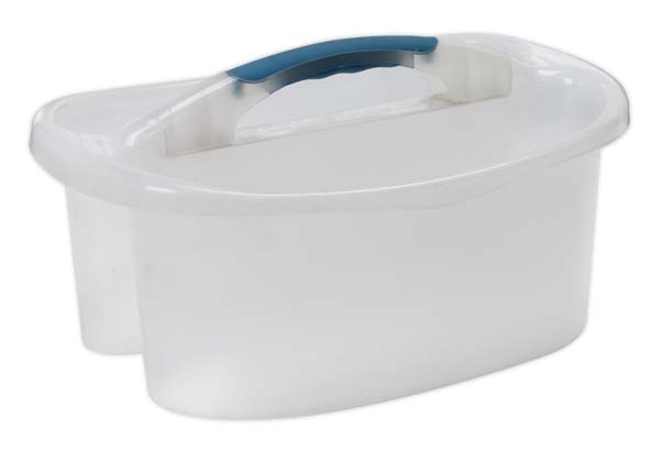 Sealey - CC75  Double Compartment Wash Bucket