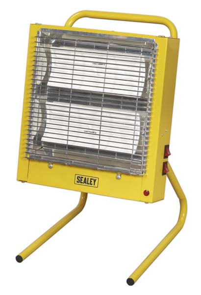 Sealey - CH28110V  Ceramic Heater 1.4/2.8kW 110V