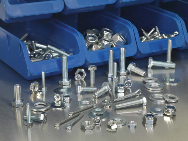 Sealey - COMBOAWF  Automotive Workshop Fixings Combination Kit