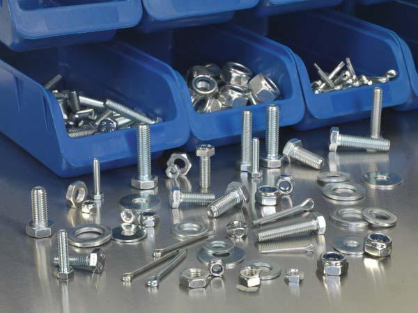 Sealey - COMBOAWF  Automotive Workshop Fixings Combination Kit